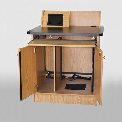 Elco 36bt Lectern Marshall Furniture