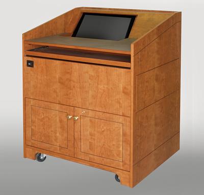 Mlp 36 Prairie Style Lectern Marshall Furniture