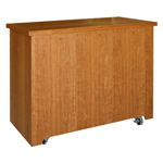 PLC-50P Prairie Style Video Conference Lift Cabinet