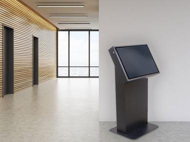 Custom Kiosks, Digital Signage, and Confidence Monitor Furniture