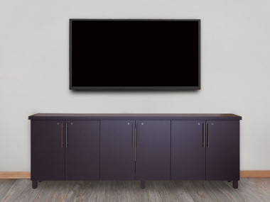 Custom Rack Cabinets and Credenzas