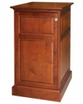 Raised Panel Style Rack Cabinets