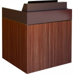 ADA Height Adjust Lift Custom Lectern Podium