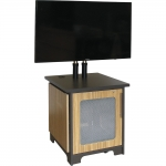 ARCO™-CR1L Distance Learning Video Cart - Front View