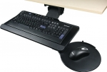 Adjustable Height Keyboard Shelf