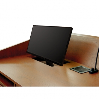 Open LCD Monitor Mount