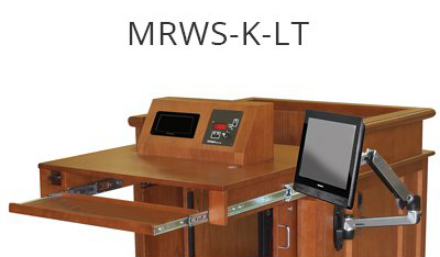 ADA Wheelchair Work Surface - MRWS-K-LT
