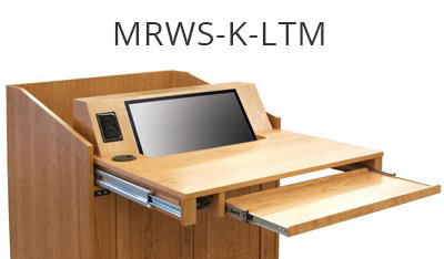 ADA Wheelchair Work Surface - MRWS-K-LTM