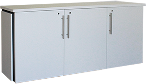 ARCO™-FCR3 Three Bay Low Profile Credenzas