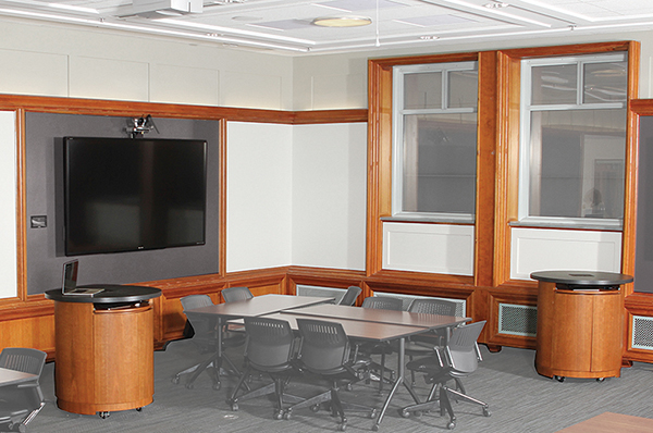Video Conference & Collaboration Furniture