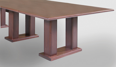 Training sectional table with angular legs mfi 77812 marshall twin column legs watchthetrailerfo